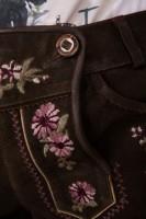 Vorschau: Lederhose Soft Pink