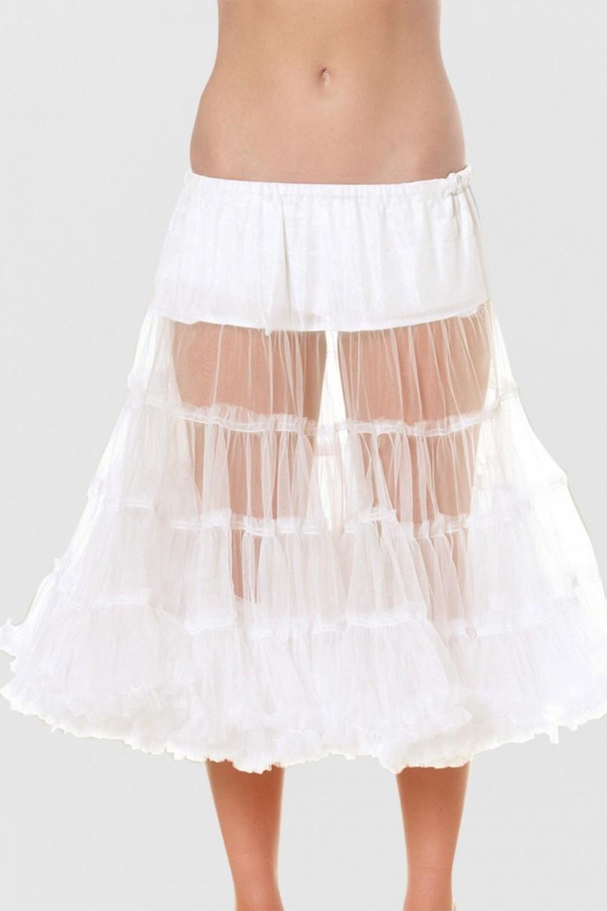 Petticoat in ecru 70cm