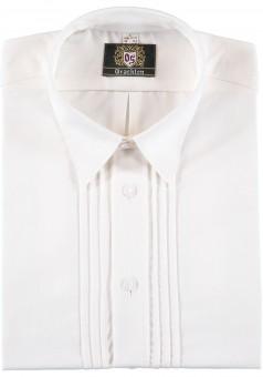 Tradycyjna koszula Lenz biała