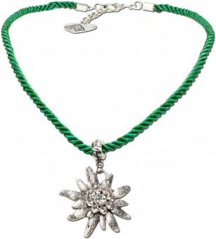 Trachtenkette Amelie grün