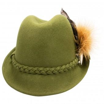 Filz-Trachtenhut Mia grün