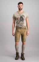 Vorschau: Lederhose Thomas in korn