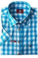 Herrenhemd Hartmut hellblau