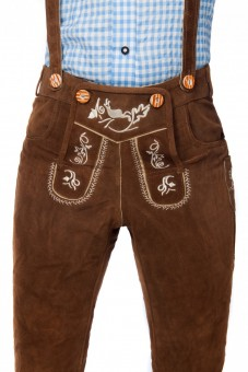 Lederhose Moni, Brown