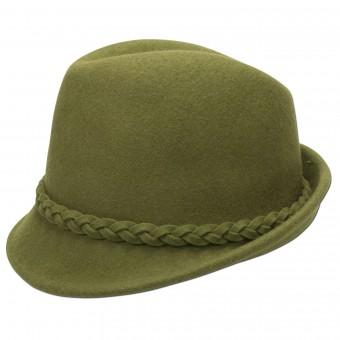 Filzhut Arja grün