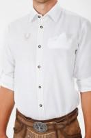 Preview: Trachtenhemd Benji natur