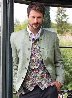 buy popular f1057 f4b7d Trachten Jackets for Men | Dirndl.com