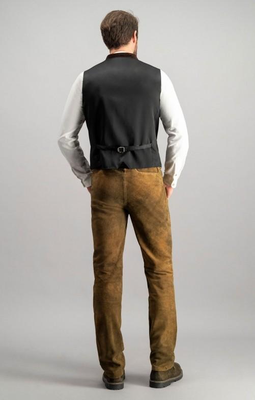 Gilet Ricardo noir
