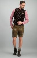 Preview: Weste Calzado braun