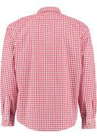 Preview: Trachtenhemd Loras rot