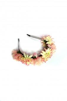 Haarreif Frühlingsblüte