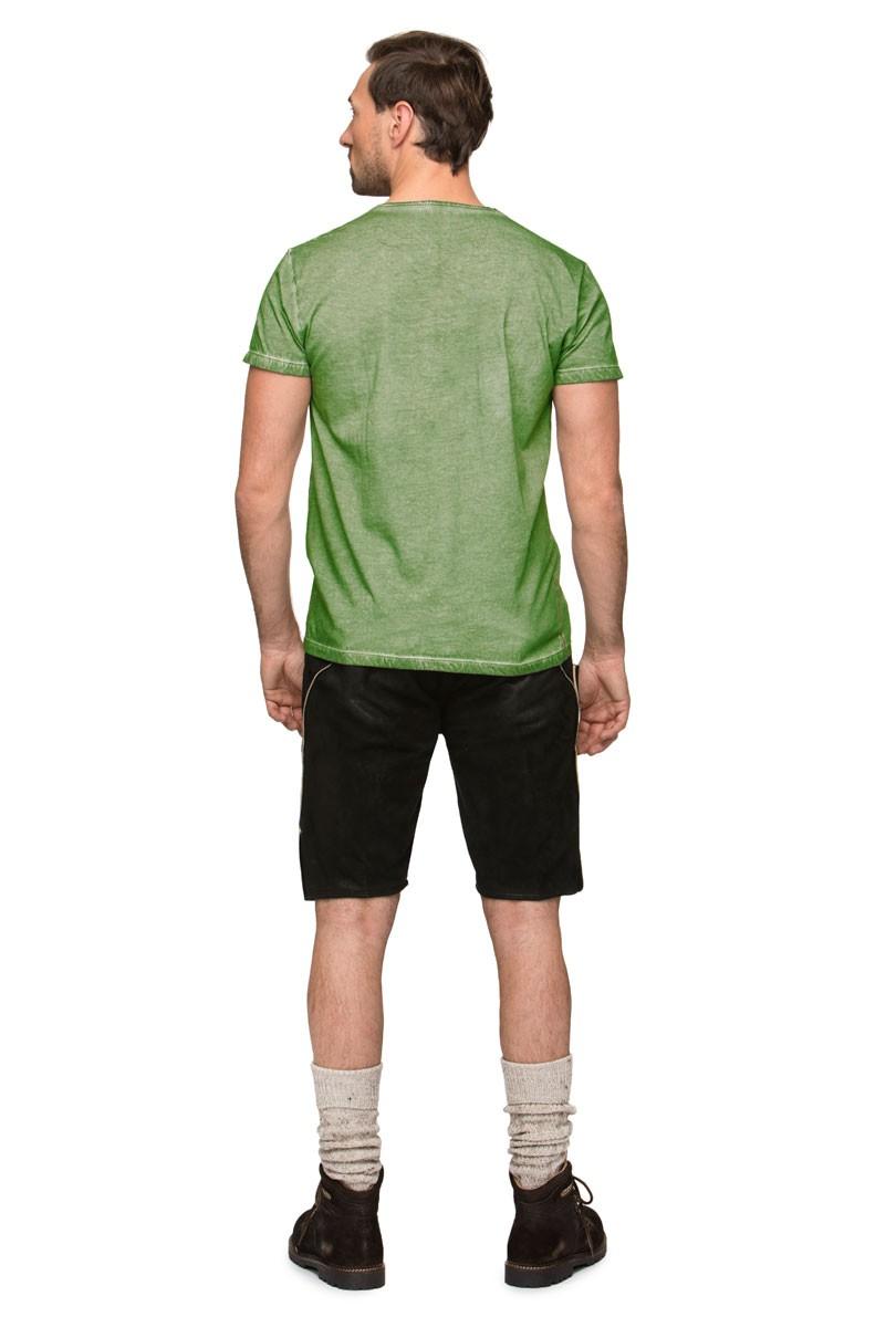 Trachtenshirt Billy grün