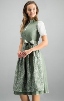Dirndl Natalia in green