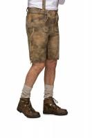 Vorschau: Lederhose Fesl hellbraun
