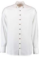 Vorschau: Trachtenhemd Albert weiß