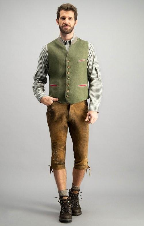 Traditioneel vest Camillo