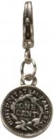 Vorschau: Trachten-Anhänger silberne Münze mini