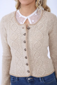 Traditional jacket Anke beige