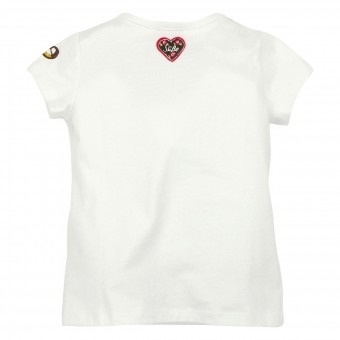 Kids T-Shirt halbarm 'Hosenträger'
