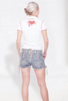 Lederhose Cheeky Pockets Denim