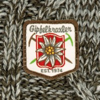 Preview: Strickjacke 'Gipfelkraxler'