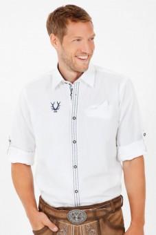 Tradycyjna koszula Benji niebieska
