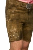 Vorschau: Lederhose Corbi hellbraun