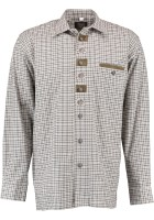 Vorschau: Trachtenhemd Wastl grau