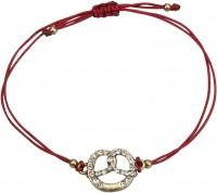 Vorschau: Trachten Armband- Set rot