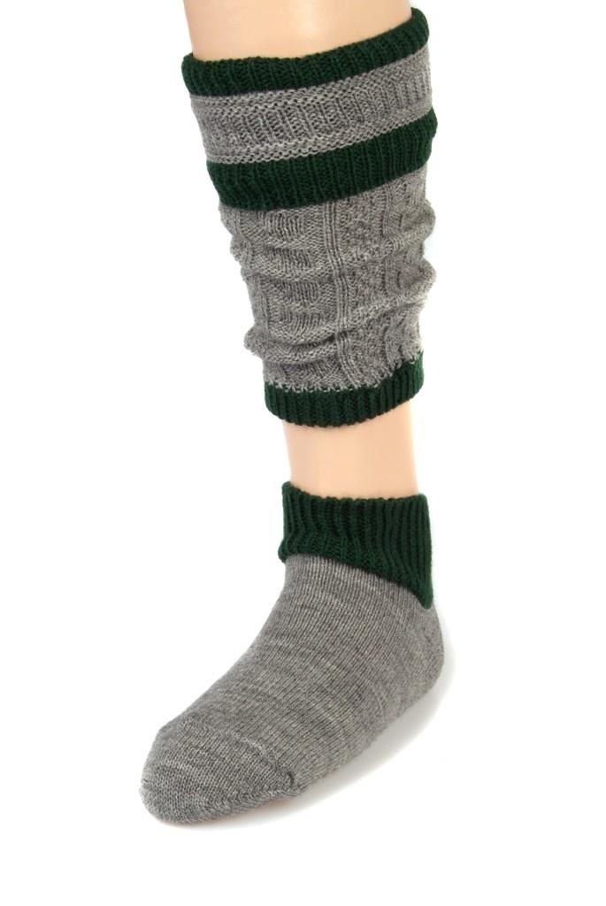 Loferl grau-grün