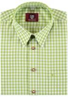 Preview: Herrenhemd Konrad grasgrün