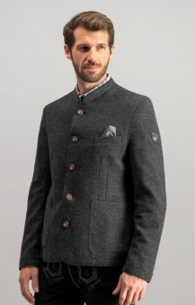 Traditional jacket Wolfgang anthracite