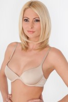 Preview: Dirndl Push-Up Bra, Beige