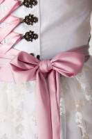 Vorschau: Hochzeitsdirndl lang Ferrara rosa