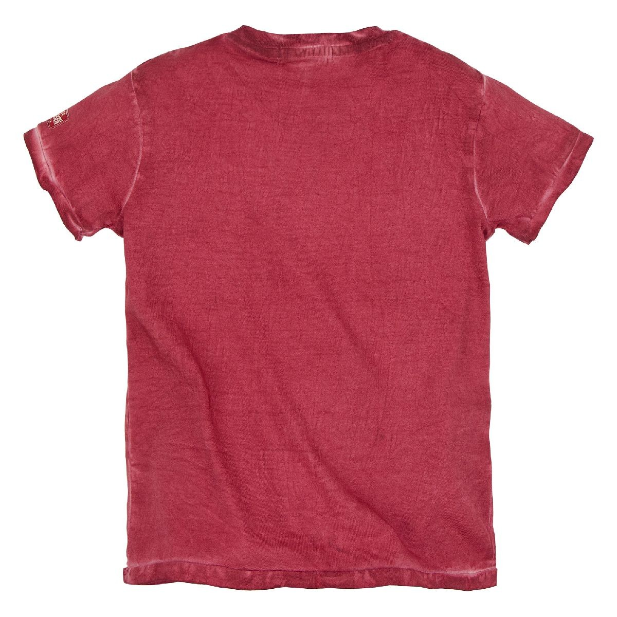 T-shirt Lederhosen Rocker'red
