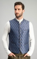 Preview: Trachten vest Nemo in blue