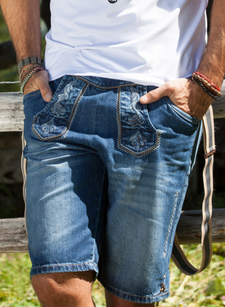 He-Jeans-Short