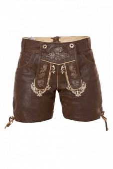 Lederhose Christina, Brown