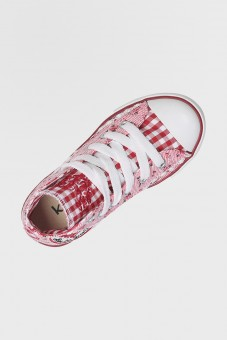 Kindersneaker Little Floret Red