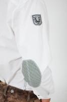 Vorschau: Trachtenhemd Cosmo grün