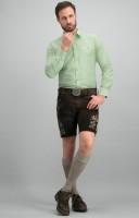 Vorschau: Trachtenhemd Dave in kiwi