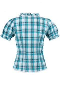 Ladies blouse Hannelore blue
