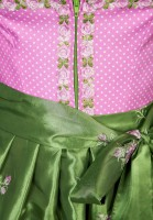 : Dirndl Felice, rose-green
