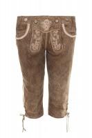 Vorschau: Lederhose Elegance Kniebund