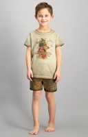 Preview: Trachtenshirt Monty for kids sand