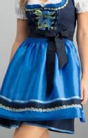 Vorschau: Dirndl Patty in blau