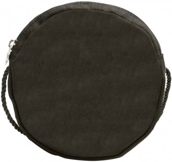 Trachtentasche Rundtasche schwarz