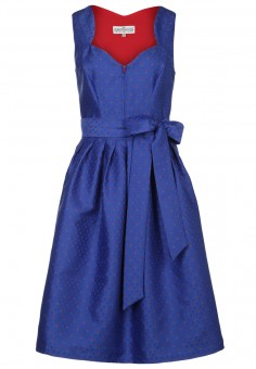 Dirndl Larissa, Royal Blue