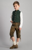 Preview: Vest Alois jr. in dark green