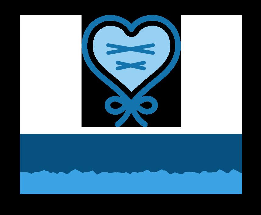 dirndl com logo mit slogan